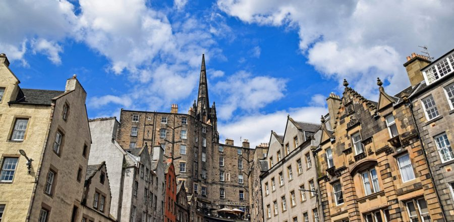 Edinburgh – A Vibrant Capital City